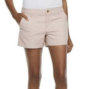 American Eagle Outfitters Stretchy Tan Shorts